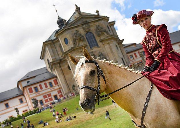 Kuks ukázal sílu a vytrvalost koní.