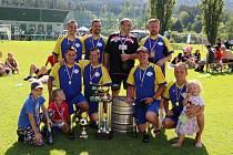 Vítězem Dubina cupu 2021 se stal Wayne´s team.