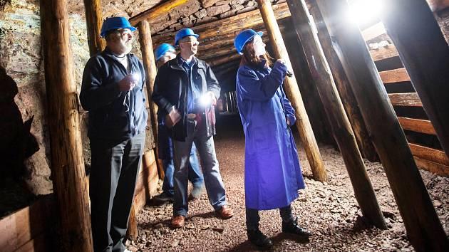 Důl Bohumír