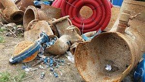 Úpravnu vody zasáhla havárie. Oprava přišla ve správný čas
