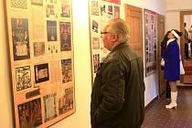 ŽIDÉ NA TRUTNOVSKU, zapomenuté osudy židovské komunity. Výstavu v trutnovském Muzeu Podkrkonoší můžete zhlédnout do 1. prosince.