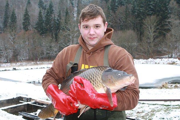 Omistrech republiky nebude rozhodovat při šampionátu vTrutnově počet ani délka nachytaných ryb, ale jejich váha.