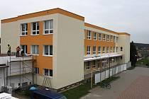 Základní škola ve Rtyni.