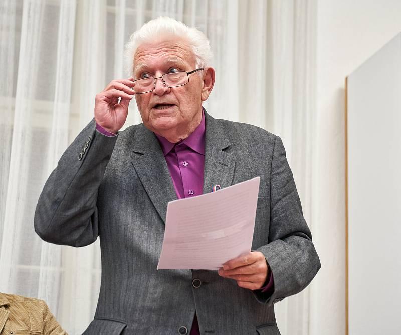 Profesor Vladimír Wolf.