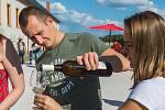 Kuks ovládlo vinobraní.