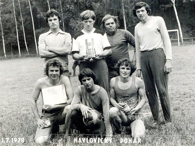 1978 - TJ Sokol Havlovice