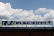 Slavnostní otevření sportovního areálu Hraběnka v Jilemnici.