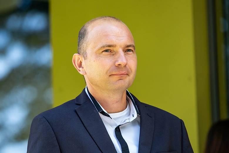 Josef Khol, ředitel Střediska volného času v Trutnově.