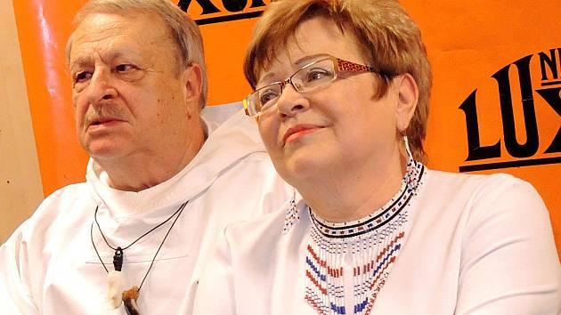 Jaroslav a Alena Klempířovi