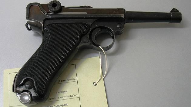Zbraňová amntestie