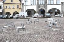 Dvůr Králové - náměstí