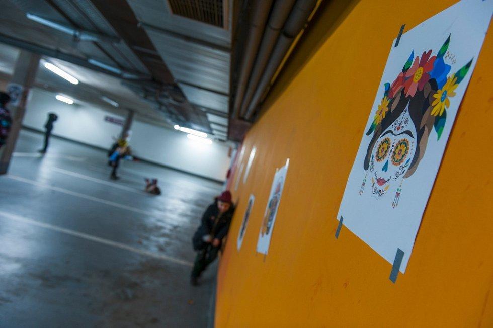 Garage party v trutnovském společenském centru Uffo.