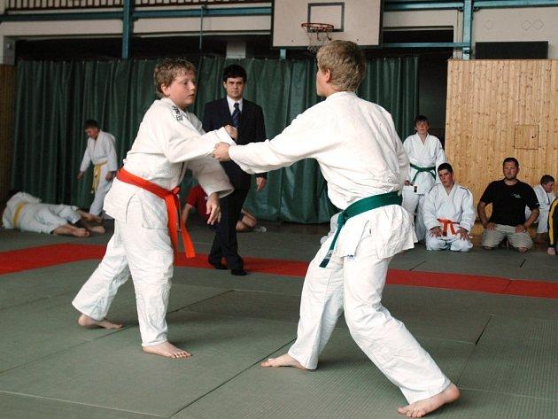 Ilustrační foto - judo