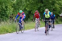 Ilustrační foto - cyklistika