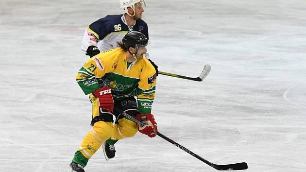 Martin Filip, hvězda dvorského hokejového týmu.