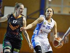Loko Trutnov - Basket Žabiny Brno