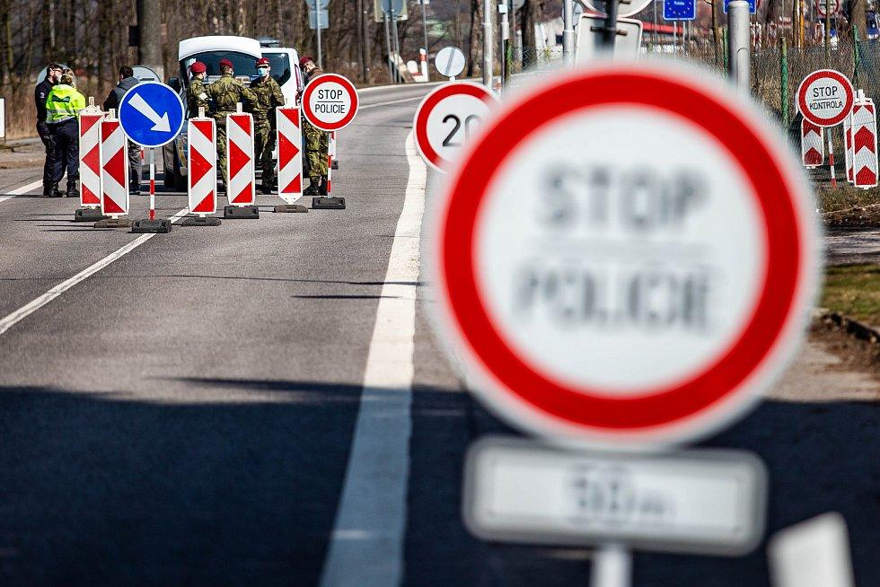 V první polovině tohoto týdne byl hraniční přechod v Královci uzavřený. Nyní už je znovu otevřený.