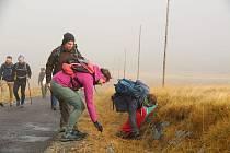 Akce Čisté Krkonoše zbaví hory nepořádku. Pracovníci Správy KRNAP a dobrovolníci obvykle uklidí čtyři tuny odpadu.