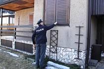 PREVENTIVNÍ KONTROLY rekreačních objektů patří k běžné pracovní činnosti policistů.