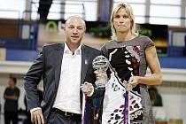 Jako Cup 2010 - slavnostní zahájení, Martin Petrovický a Ivana Večeřová
