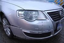 Únorové nehody na Trutnovsku