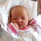 DEBORA PALKOVÁ se narodila 17. prosince v 15.02 hodin rodičům Lucii a Jakubovi. Vážila 3,67 kg a měřila 49 cm. Rodina bydlí v Trutnově.