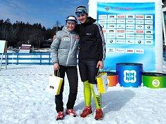 Vítězkou soutěže Hamé super střelec pro sezonu 2017/2018 se stala biatlonistka z Jilemnice Magdalena Bergerová.