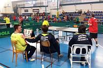 DESÍTKY ZÁPASŮ byly k vidění ve sportovní hale při ZŠ Strž. Součástí akce bylo předávání ceny Toma Golisana.
