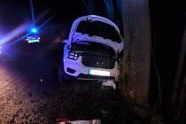 Nehoda v Horních Albeřicích