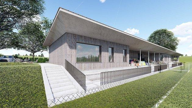Studie pro rekonstrukci fotbalového stadionu v Žacléři