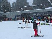 SkiOpening ve Špindlu