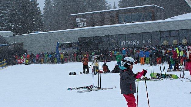 Špindl SkiOpening 2017