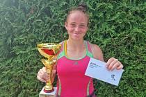 Markéta Petruželová řadí triumf na Juta cupu nejvýš v dospělé kariéře.