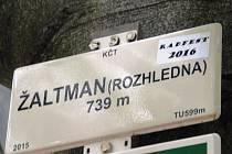Rozhledna Žaltman vyroste o 15 metrů