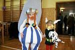 Karneval pro děti v Čisté u Horek