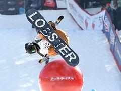 AUDI SNOWJAM proběhl ve Špindlu před týdnem. Nyní už Svatý Petr patří jiným, neméně prestižním závodům.
