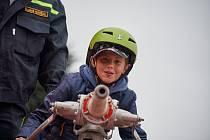 Techniku předvedli hasiči, policisté i záchranáři