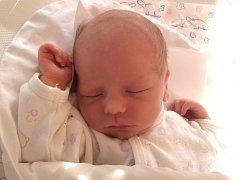 JAKUB NoSEK se narodil 12. listopadu v 9.26 hodin rodičům Kristýně a Jakubovi. Vážil 2,48 kg. Rodina má domov ve Svobodě nad Úpou.