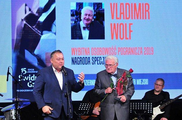 Swidnický Gryf mají Bára Petrů a Vladimír Wolf.
