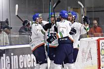 Hokejisté Litoměřic potvrdili skvělou formu i na ledě Vrchlabí.