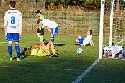 Fotbalisté Trutnova na domácím hřišti odevzdali všechny body Benátkám.