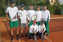 Královédvorský tenis je po letech zase druholigový.