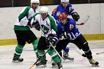 Hokejová příprava: Trutnov - Kolín.