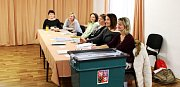 V Horní Kalné na Trutnovsku má volební komise kompletně dámské složení.