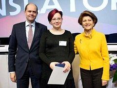 DANIELE OTTOVÉ poblahopřála komisařka EU pro vzdělávání, kulturu, mnohojazyčnost a mládež Androulla Vassiliou a generální ředitel DGT Evropské komise Rytis Martikonis.