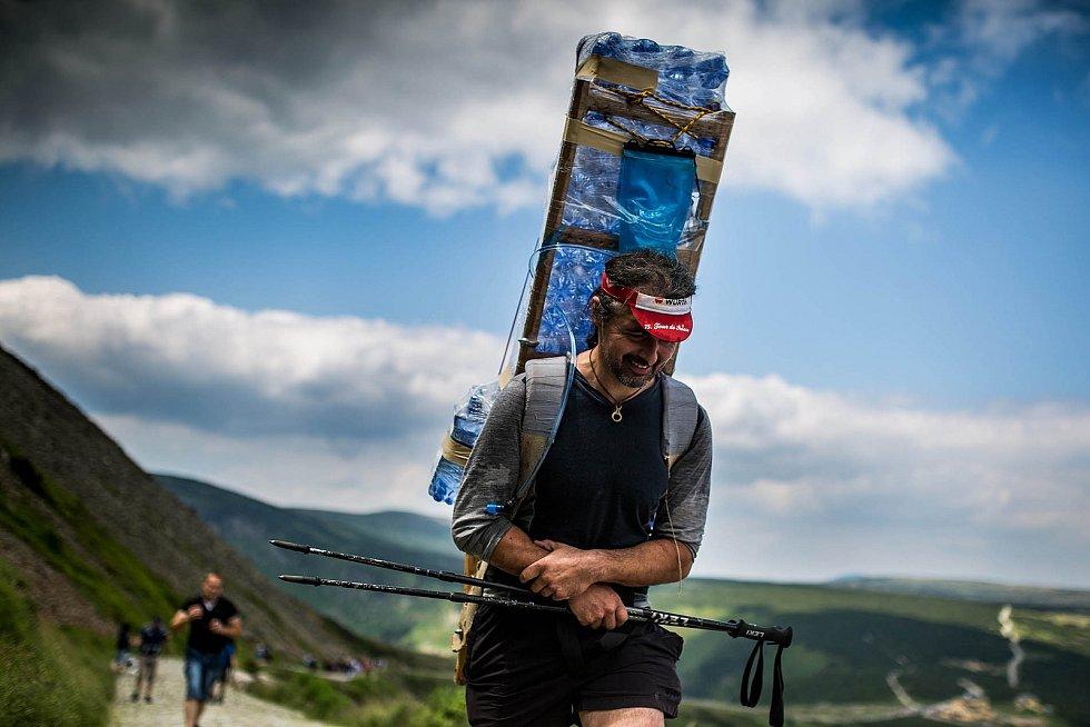 Letní Sněžka Sherpa Cup 2018.