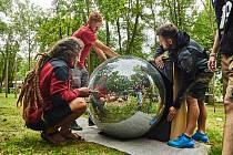 Trutnovské Bojiště se připravuje na čtyřdenní festival Artu Kus, který začne ve čtvrtek.
