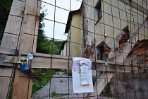 Úpice připravuje demolici vybydleného domu v Regnerově ulici. Od státu na ni dostane 4,5 milionu korun.