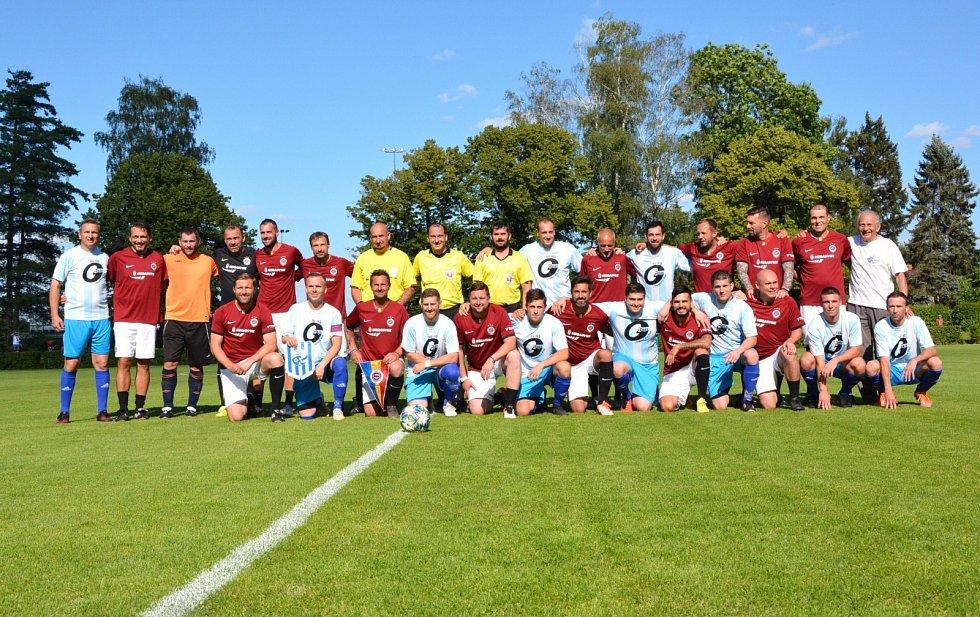 Z oslav 100 let fotbalového klubu FC Lomnice nad Popelkou.