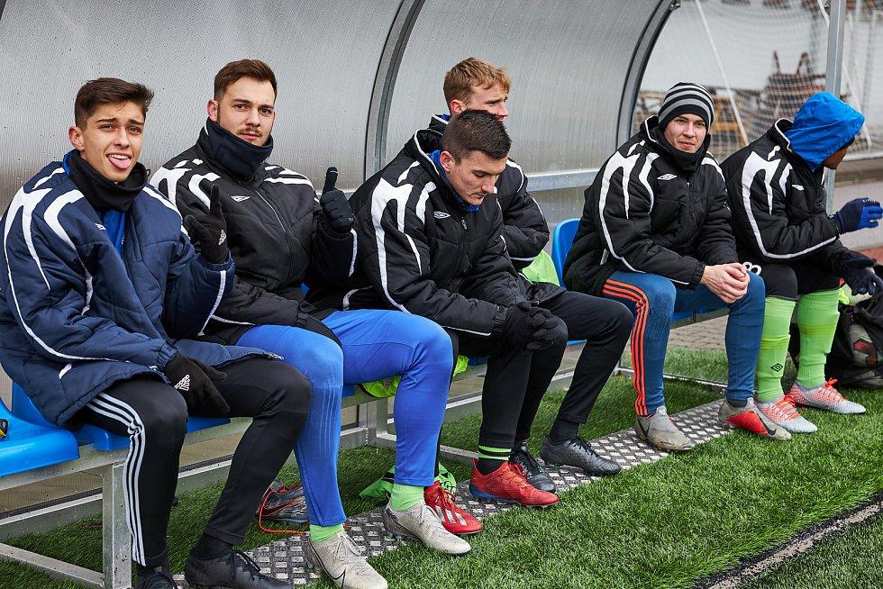 Fotbalisté Trutnova doma nestačili na Benátky.